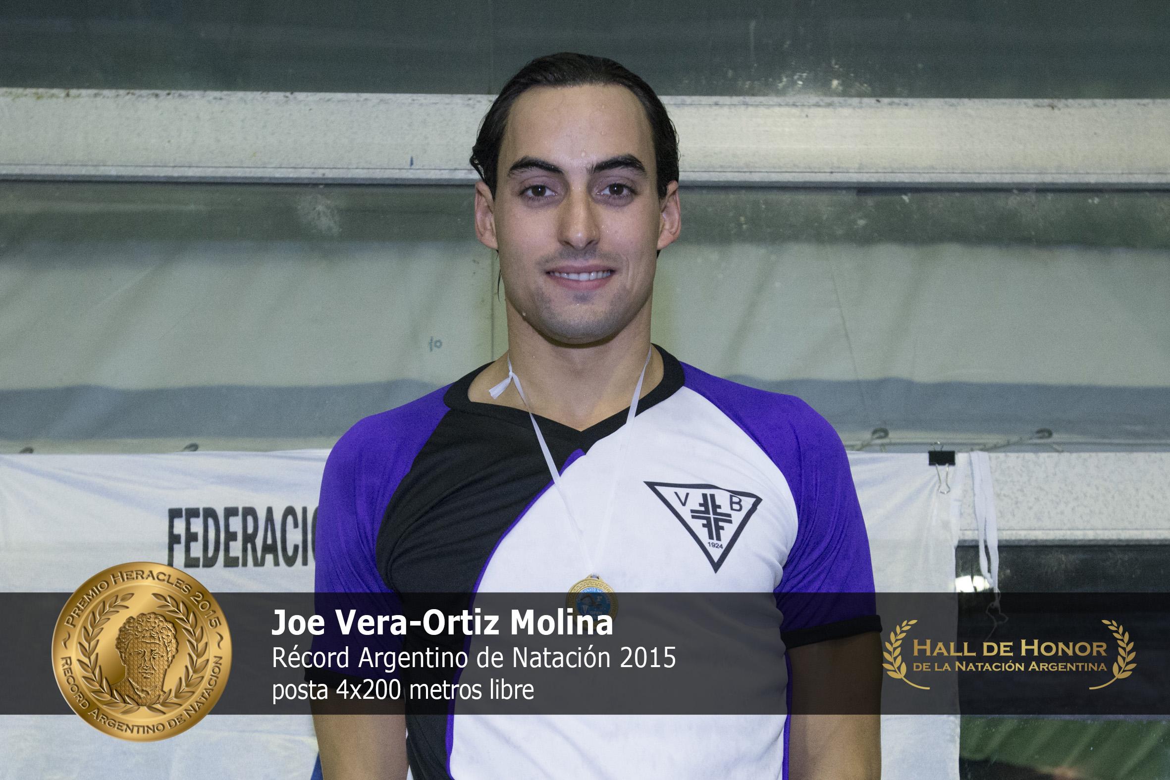 Joe Vera-Ortiz Molina