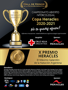 Poster Copa Heracles 2018/2019