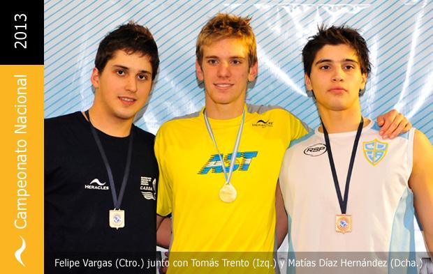 Felipe Vargas clasifica para el Mundial Juvenil de Dubai