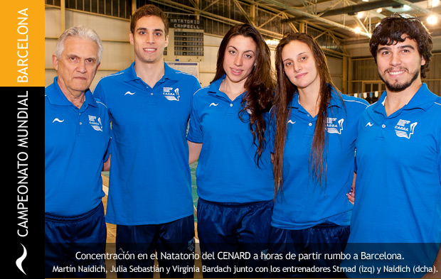 Campeonato Mundial de Natación Barcelona 2013