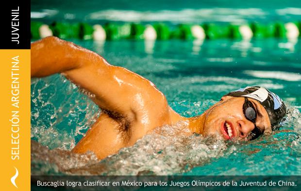Guido Buscaglia clasifica para los Juegos Olímpicos de China