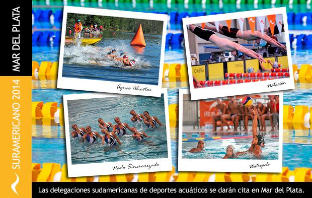 Campeonato Suramericano de Deportes Acuáticos