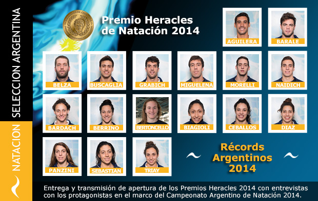 Premio Heracles de Natación 2014