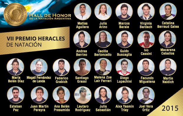 Premio Heracles de Natación 2015