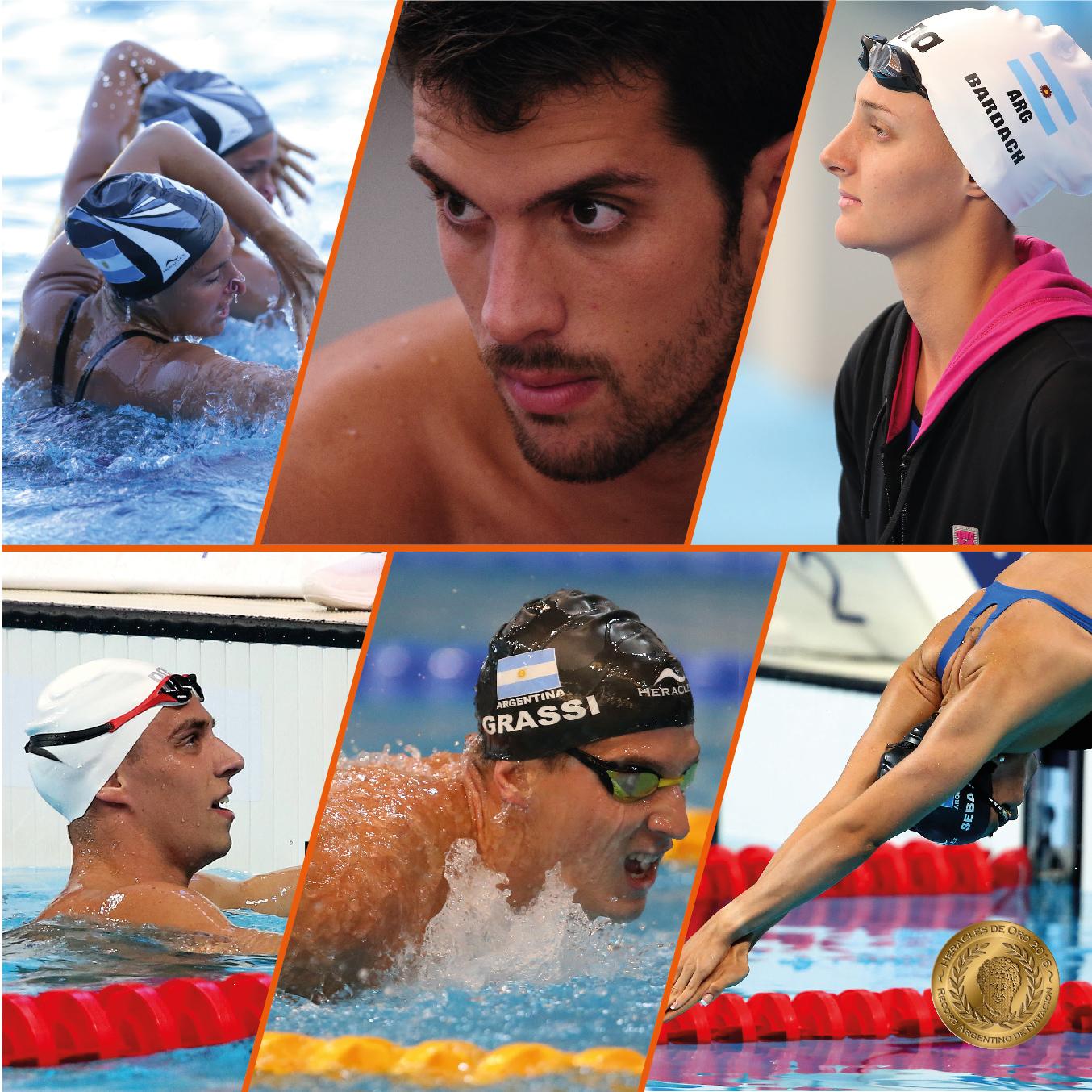 Natación y Nado Sincronizado Argentino en los Juegos Olímpicos de Río 2016