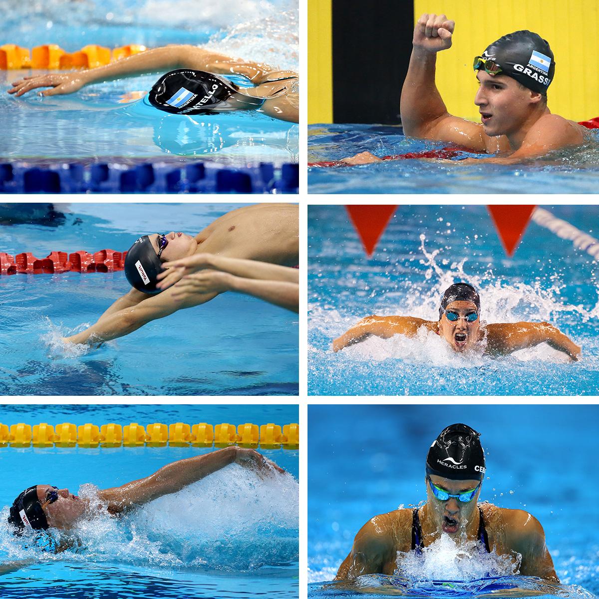 Nadadores Argentinos Munidalistas