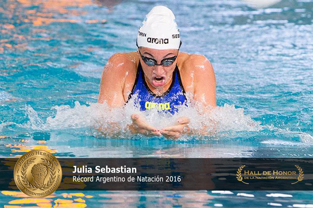 Julia Sebastian